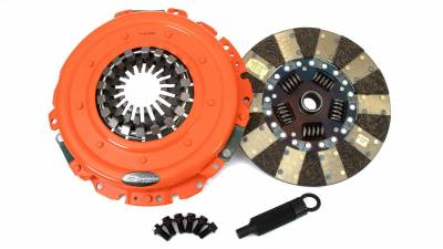 Centerforce - Centerforce DF017010 Dual Friction Clutch Pressure Plate And Disc Set