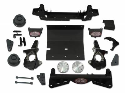 Tuff Country - Tuff Country 14962 Lift Kit Fits 01-03 Avalanche 1500 Suburban 1500 Tahoe