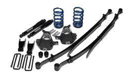 Ground Force - Ground Force 9999 Suspension Drop Kit Fits 07-13 Sierra 1500 Silverado 1500