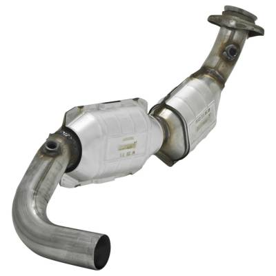 Flowmaster - Flowmaster 2020014 Direct Fit Catalytic Converter Fits 97-00 Expedition F-150