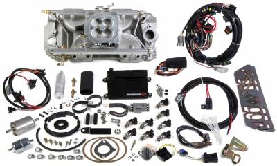 Holley EFI - Holley EFI 550-831 Avenger EFI Multi-Point Fuel Injection System