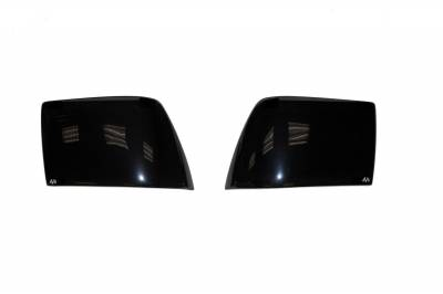 Auto Ventshade - Auto Ventshade 31604 Tail Shades Taillight Covers Fits 15-20 Challenger