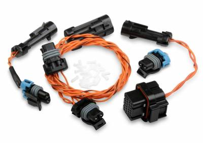 Holley EFI - Holley EFI 558-412 Fuel Injection Wire Harness