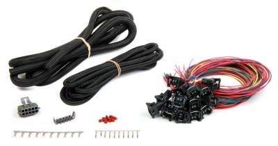 Holley EFI - Holley EFI 558-207 Fuel Injection Wire Harness