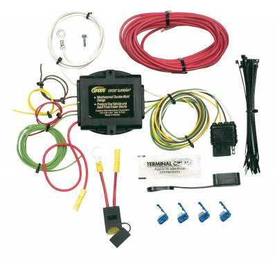 Hopkins Towing Solution - Hopkins Towing Solution 46365 Vehicle To Trailer Powered Taillight Converter Kit