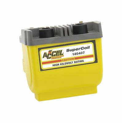 ACCEL - ACCEL 140407 Motorcycle SuperCoil