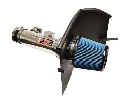 Injen - Injen PF1953P Power-Flow Air Intake System Fits 17 Titan