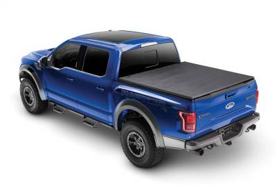 Rugged Liner - Rugged Liner E3-F6515 E-Series Vinyl Folding Rugged Cover Fits 15-19 F-150