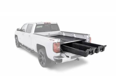 DECKED - DECKED DR3 DECKED Truck Bed Storage System Fits 09-19 1500 1500 Classic Ram 1500