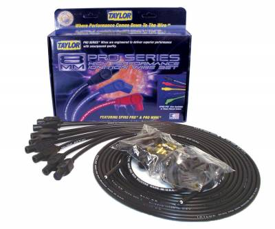 Taylor Cable - Taylor Cable 73055 8mm Spiro-Pro Ignition Wire Set
