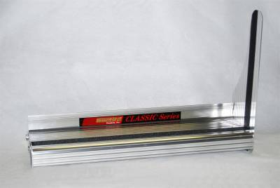 Owens Products - Owens Products OC7074ECX Classic Series Extruded 2in. Cab Length Running Boards