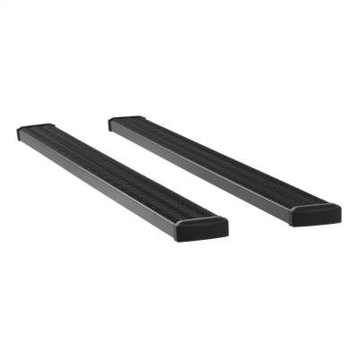 Luverne - Luverne 415102-401338 Grip Step 7 in. Wheel To Wheel Running Boards Fits 3500