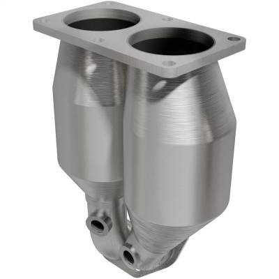 MagnaFlow 49 State Converter - MagnaFlow 49 State Converter 49103 Direct Fit Catalytic Converter Fits Sentra