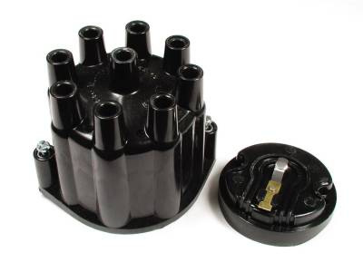 ACCEL - ACCEL 8124ACC Distributor Cap And Rotor Kit
