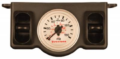 Firestone Ride-Rite - Firestone Ride-Rite 2576 Pressure Gauge