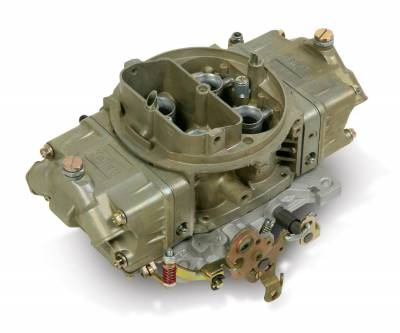 Holley Performance - Holley Performance 0-9380 Competition Double Pumper Race Carburetor