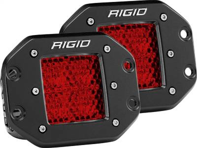 Rigid Industries - Rigid Industries 90154 D-Series Rear Facing High/Low Diffused Light