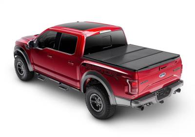 Rugged Liner - Rugged Liner HC-TUN6514 Premium Hard Folding Rugged Cover Fits 14-19 Tundra