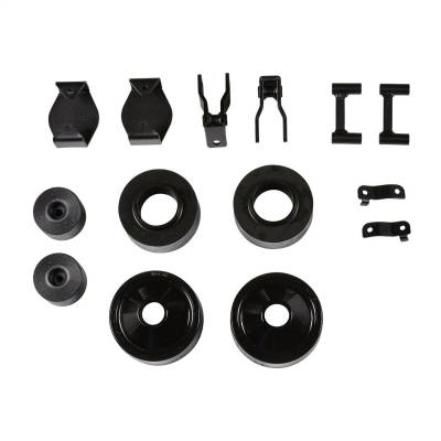 Rubicon Express - Rubicon Express RE7132 Spacer Lift System Fits 07-18 Wrangler (JK)