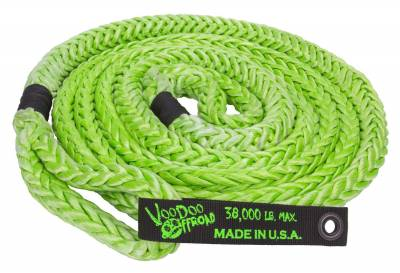 VooDoo Offroad - VooDoo Offroad 1300001 Recovery Rope