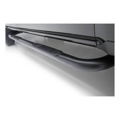 Luverne - Luverne 548890 3 in. Round Nerf Bars Fits F-250 Super Duty F-350 Super Duty - Image 3