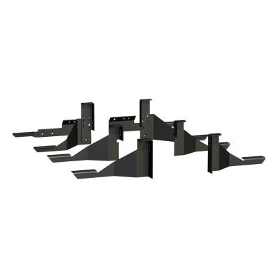 Luverne - Luverne 477097-400939 Regal 7 Wheel To Wheel Oval Steps - Image 3