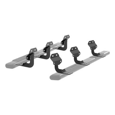 ARIES - ARIES 4508 The Standard 6 in. Oval Nerf Bar Mounting Brackets - Image 3
