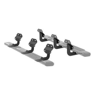 ARIES - ARIES 4508 The Standard 6 in. Oval Nerf Bar Mounting Brackets - Image 4