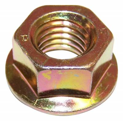 Crown Automotive - Crown Automotive 6502697 Flanged Hex Nut Fits Cherokee Grand Cherokee Liberty - Image 1