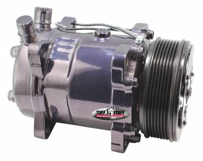Tuff Stuff Performance - Tuff Stuff Performance 4515NA6G7 Sanden Style SD508 A/C Compressor - Image 1