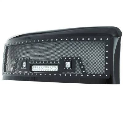 Paramount Automotive - Paramount Automotive 48-0803 Evolution Mesh Grille - Image 3