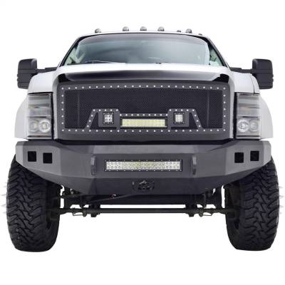 Paramount Automotive - Paramount Automotive 48-0803 Evolution Mesh Grille - Image 4