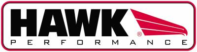 Hawk Performance - Hawk Performance HB604S.598 HT-10 Disc Brake Pad Fits 08-13 135i 135is - Image 3