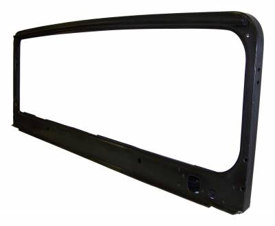 Crown Automotive - Crown Automotive J0987996 Windshield Frame Fits 69-75 CJ5 CJ6 - Image 1