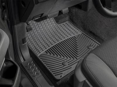 Weathertech - WeatherTech W67 All Weather Floor Mats Fits A4 A4 Quattro A6 A6 Quattro S4 S6 - Image 1