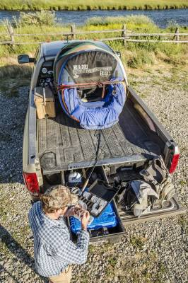 DECKED - DECKED DF6 DECKED Truck Bed Storage System Fits 04-14 F-150 - Image 11