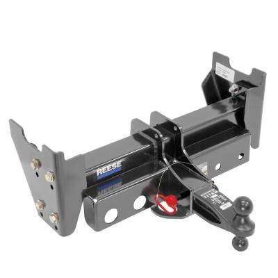 Draw-Tite - Draw-Tite 38023 3000 20k Weld-On Receiver Class V Trailer Hitch - Image 3