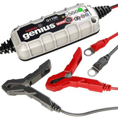 MSD Ignition - MSD Ignition G1100 NOCO Genius Battery Charger - Image 2