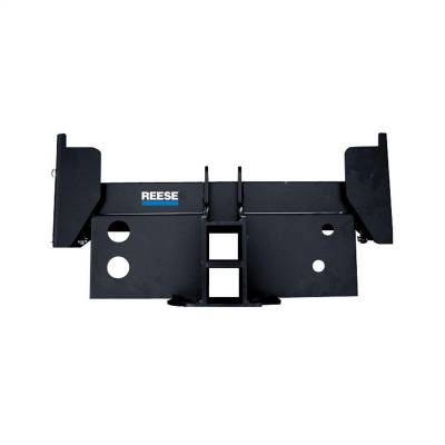 Draw-Tite - Draw-Tite 38124 4000 25K Weld-On Receiver Class V Trailer Hitch - Image 1