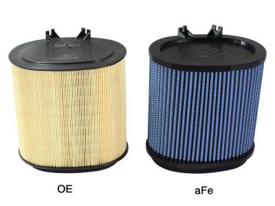 AFE Filters - AFE Filters 10-10126 Magnum FLOW Pro 5R OE Replacement Air Filter Fits 09-12 911 - Image 3