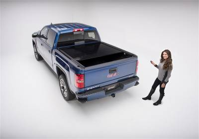 Retrax - Retrax 50243 PowertraxPRO Retractable Tonneau Cover Fits 19 1500 - Image 3