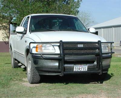 Ranch Hand - Ranch Hand GGF974BL1 Legend Series Grille Guard Fits Expedition F-150 F-250 - Image 1