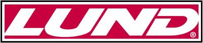 Lund - Lund 23270401 4 Inch Oval Curved Nerf Bar - Image 2