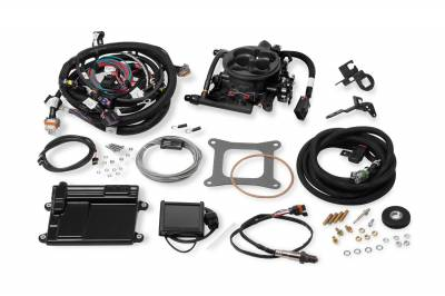 Holley EFI - Holley EFI 550-424 Terminator LS TBI Kit - Image 1