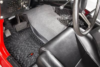 Rugged Ridge - Rugged Ridge 84903.01 All Terrain Floor Liner - Image 2