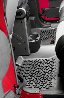 Rugged Ridge - Rugged Ridge 84903.01 All Terrain Floor Liner - Image 4