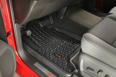 Rugged Ridge - Rugged Ridge 84903.01 All Terrain Floor Liner - Image 5