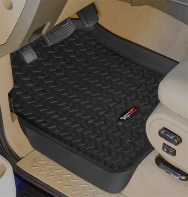 Rugged Ridge - Rugged Ridge 84903.01 All Terrain Floor Liner - Image 6