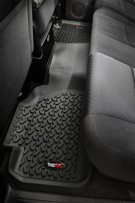Rugged Ridge - Rugged Ridge 84903.01 All Terrain Floor Liner - Image 7