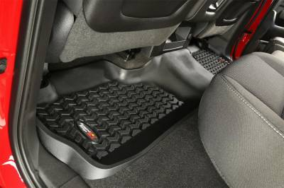 Rugged Ridge - Rugged Ridge 84903.01 All Terrain Floor Liner - Image 9